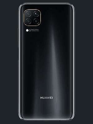 o2 - Huawei P40 lite - schwarz (hinten)