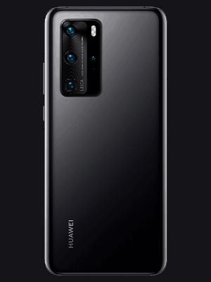 o2 - Huawei P40 Pro - schwarz (hinten)