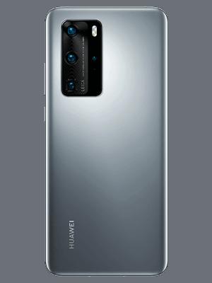 o2 - Huawei P40 Pro - silber (hinten)