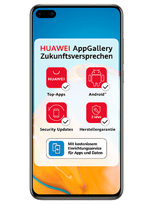 o2 - Huawei P40 - AppGallery