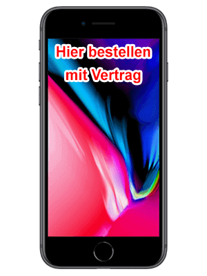 o2 - Apple iPhone 8 hier bestellen