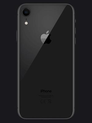 o2 - Apple iPhone XR - schwarz (hinten)