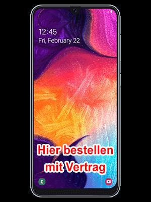o2 - Samsung Galaxy A50 hier bestellen