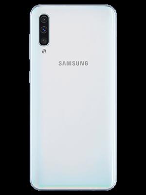 o2 - Samsung Galaxy A50 - weiß (hinten)