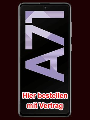 o2 - Samsung Galaxy A71 hier bestellen