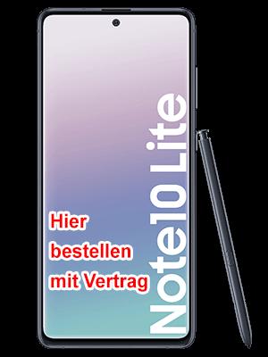 o2 - Samsung Galaxy Note 10 Lite hier bestellen