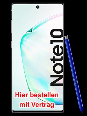 o2 - Samsung Galaxy Note 10 hier bestellen