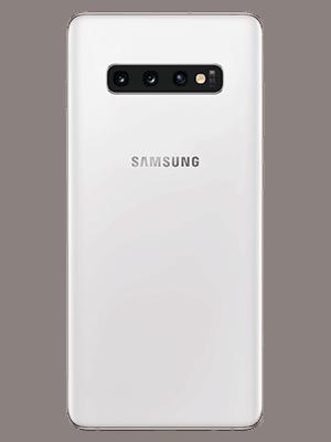 o2 - Samsung Galaxy S10+ - weiß (hinten)