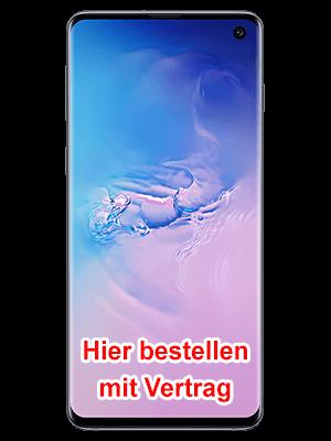 o2 - Samsung Galaxy S10 hier bestellen