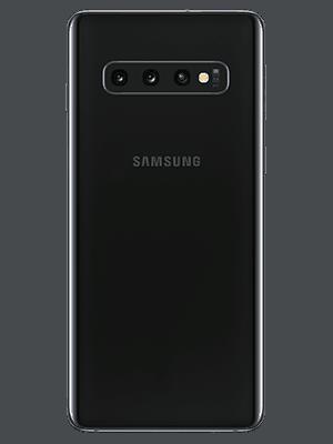 o2 - Samsung Galaxy S10 - schwarz (hinten)