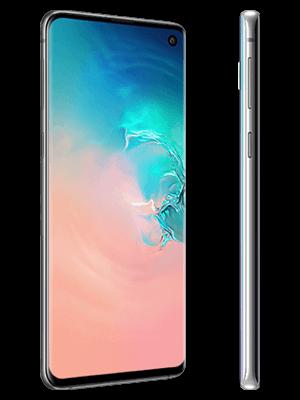 o2 - Samsung Galaxy S10 - silber (seitlich)