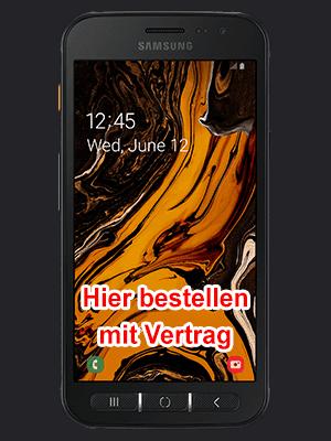 o2 - Samsung Galaxy Xcover 4s hier bestellen