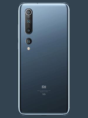 o2 - Xiaomi Mi 10 - grau / schwarz (hinten)