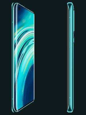 o2 - Xiaomi Mi 10 - grün (seitlich)