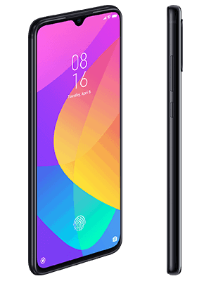o2 - Xiaomi Mi 9 Lite - schwarz (seitlich)