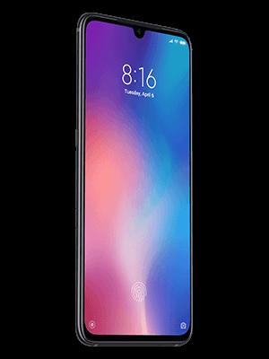 o2 - Xiaomi Mi 9 - schwarz (seitlich)