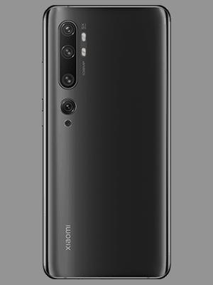 o2 - Xiaomi Mi Note 10 Pro - schwarz (hinten)