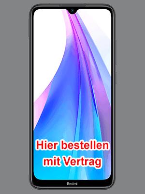 o2 - Xiaomi Redmi Note 8T hier bestellen