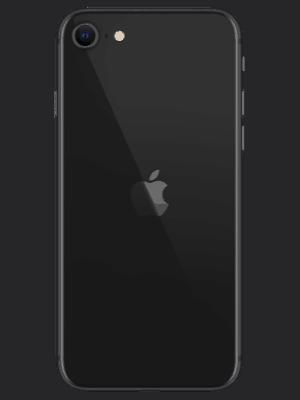 o2 - Apple iPhone SE - schwarz (hinten)