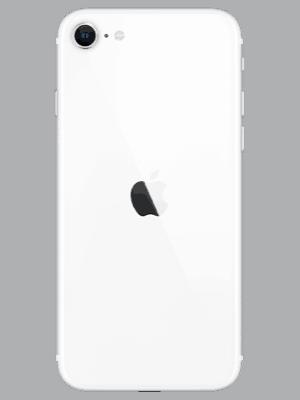 o2 - Apple iPhone SE - weiß (hinten)
