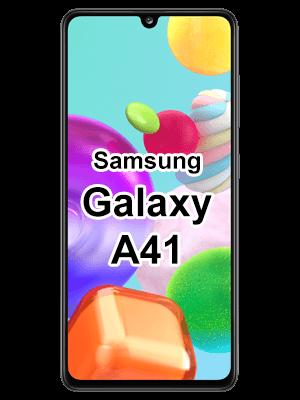 o2 - Samsung Galaxy A41 mit Vertrag