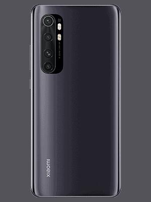 o2 - Xiaomi Mi Note 10 lite (schwarz / hinten)