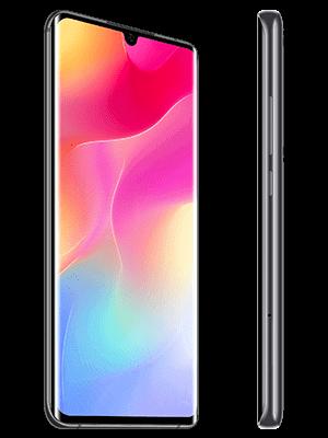 o2 - Xiaomi Mi Note 10 lite (schwarz / seitlich)
