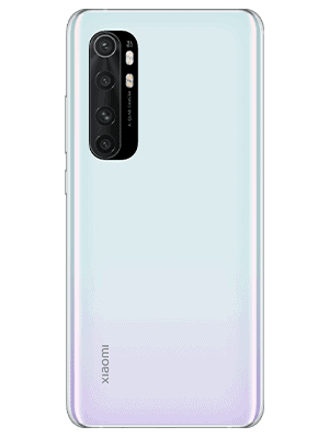 o2 - Xiaomi Mi Note 10 lite (weiß / hinten)