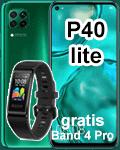o2 - Huawei P40 lite mit gratis Fitnessband