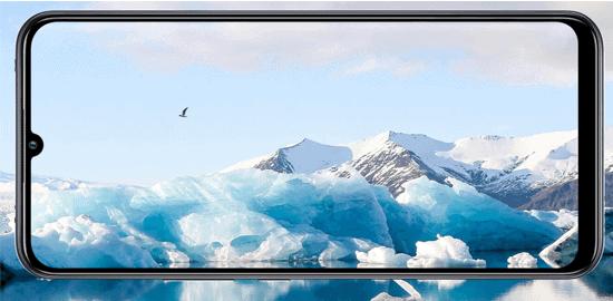 Display vom Xiaomi Mi 10 lite 5G