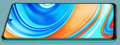 Display vom Xiaomi Redmi Note 9 Pro