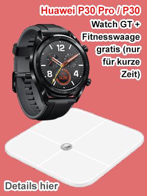 Fitnessuhr und Fitnesswaage gratis