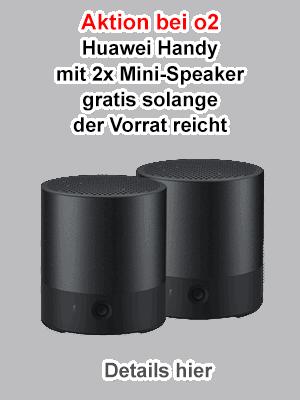 Huawei Mini-Speaker bei o2