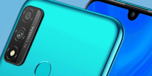 Kamera vom Huawei P Smart 2020