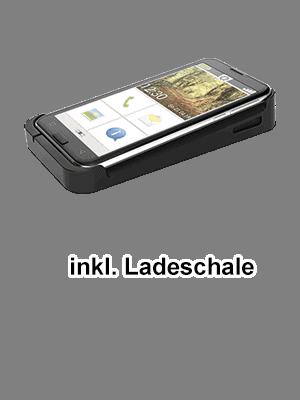 o2 - Emporia Smart 3 mit Ladeschale