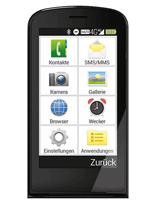 o2 - Emporia Smart Touch - Apps / Display