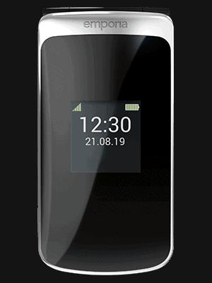 o2 - Emporia Smart Touch - Display außen