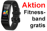 Gratis Fitnessarmband Huawei Band 4 Pro bei o2