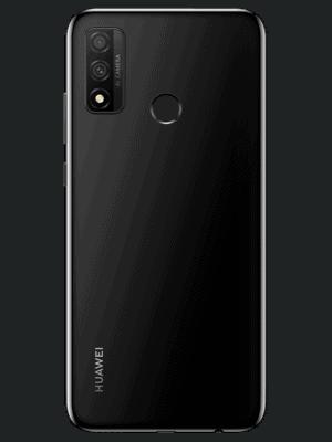 o2 - Huawei P Smart 2020 (schwarz / hinten)