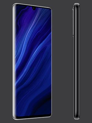 o2 - Huawei P30 Pro New Edition (schwarz / seitlich)