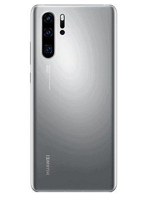 o2 - Huawei P30 Pro New Edition (silber / hinten)