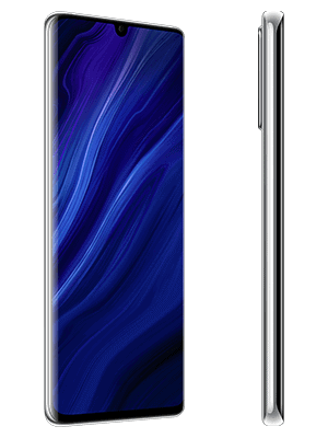 o2 - Huawei P30 Pro New Edition (silber / seitlich)