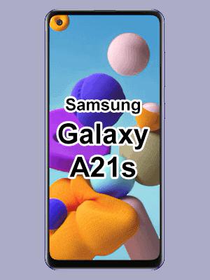 o2 - Samsung Galaxy A21s