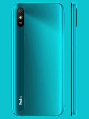 o2 - Xiaomi Redmi 9A - grün