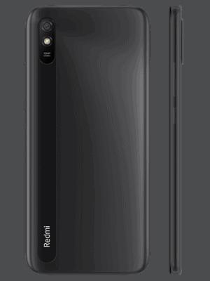 o2 - Xiaomi Redmi 9A - schwarz