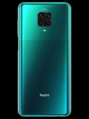 o2 - Xiaomi Redmi Note 9 Pro (grün / hinten)