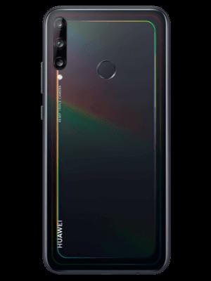o2 - Huawei P40 lite E (schwarz / hinten)