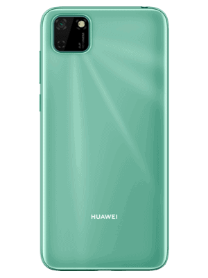 o2 - Huawei Y5p (grün / hinten)