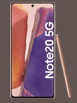 o2 - Samsung Galaxy Note20 5G