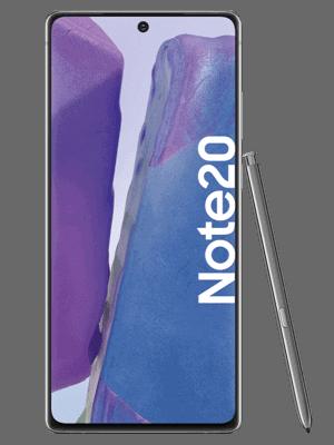 o2 - Samsung Galaxy Note20